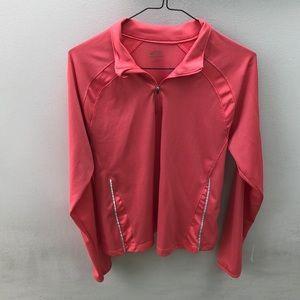 Champion Salmon Pink Top | L